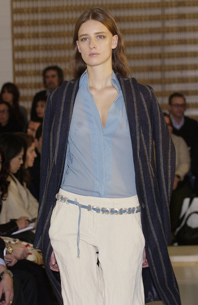 Menichetti at Milan Fall 2005