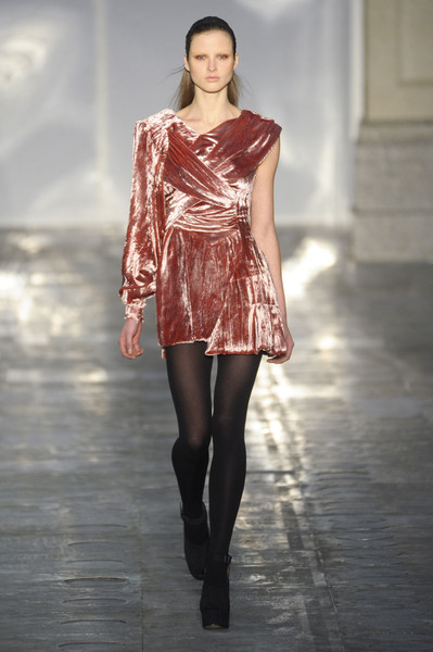 Michael van der Ham at London Fall 2011