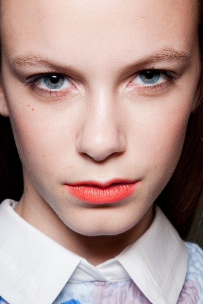 Michael van der Ham at London Spring 2013 (Backstage)