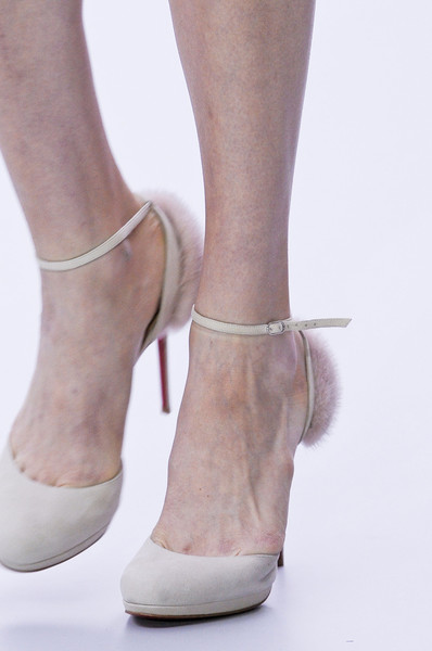 Michael van der Ham at London Spring 2013 (Details)
