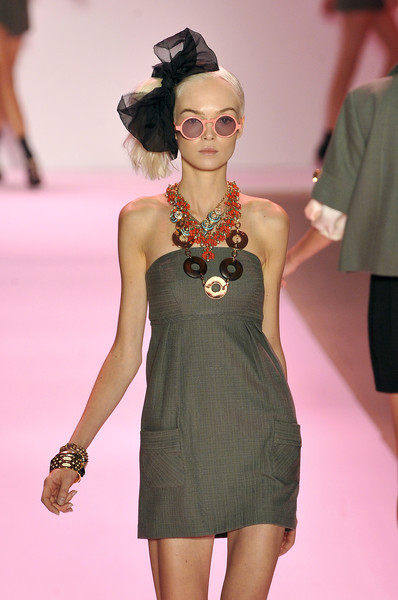 Milly at New York Spring 2010