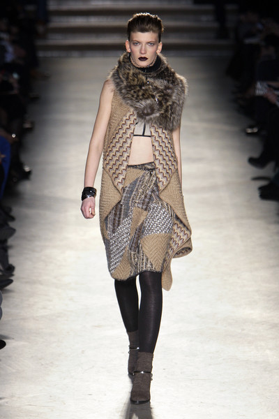Missoni at Milan Fall 2010