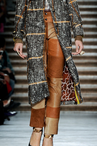 Missoni at Milan Fall 2012 (Details)
