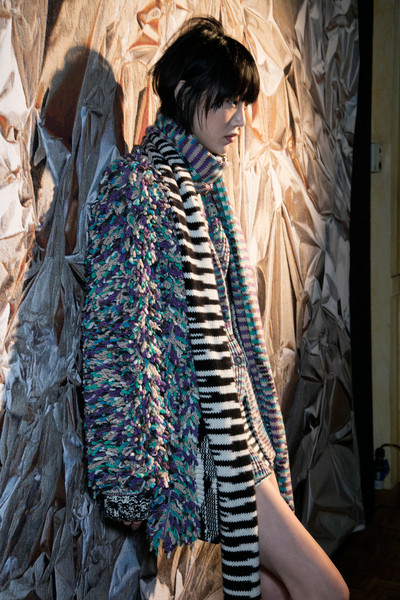 Missoni at Milan Fall 2016 (Backstage)