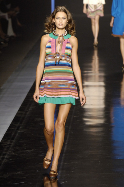 Missoni at Milan Spring 2006