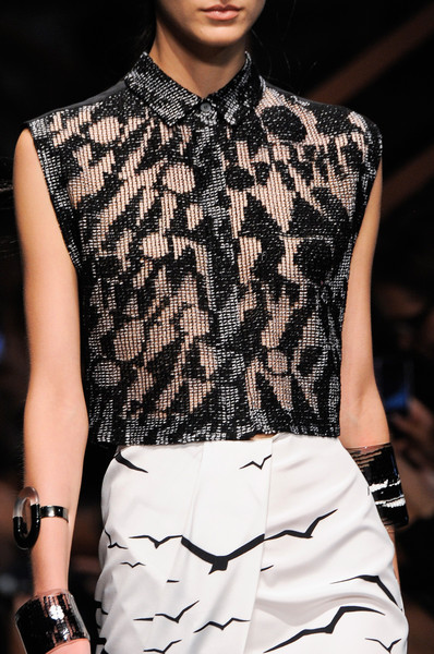 Missoni at Milan Spring 2014 (Details)