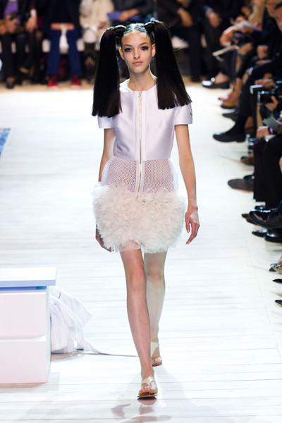 Moncler Gamme Rouge at Paris Spring 2013