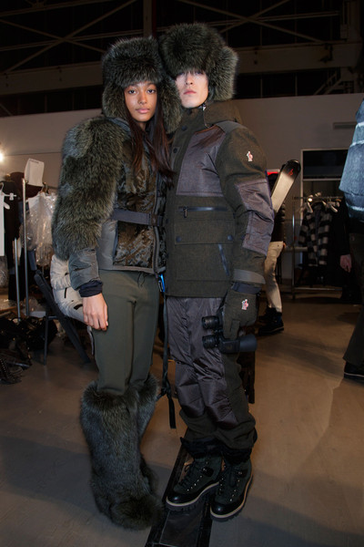 buy popular 4a4a6 9a646 Moncler Grenoble Fall 2015 Runway Pictures - Livingly