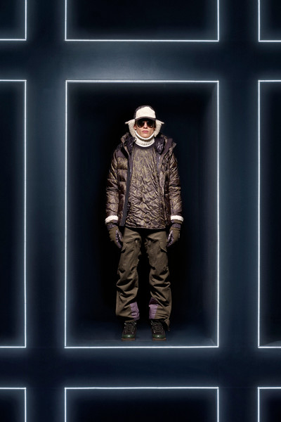 Moncler Grenoble Man at New York Fall 2014