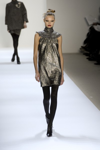 Monique Lhuillier at New York Fall 2007