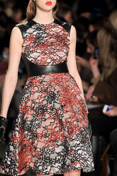 Monique Lhuillier at New York Fall 2012 (Details)