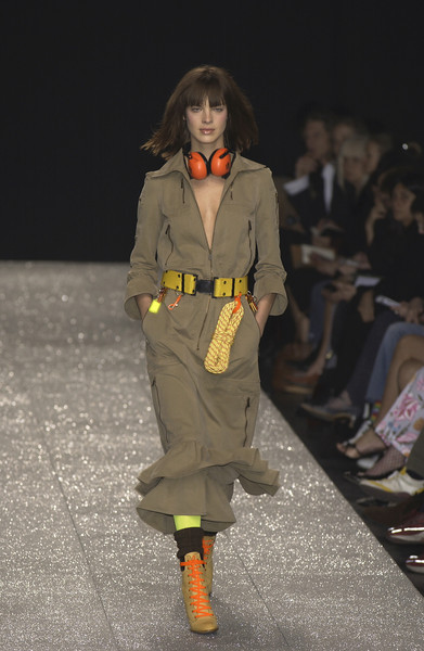 Moschino Cheap & Chic at Milan Fall 2003