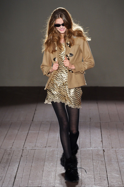 Moschino Cheap & Chic at Milan Fall 2011