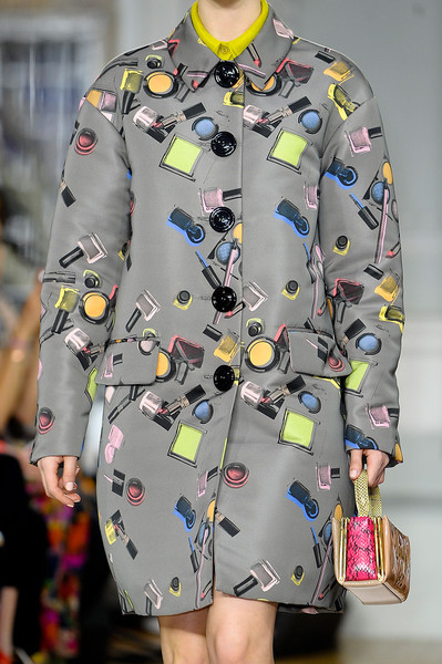 Moschino Cheap & Chic at London Fall 2012 (Details)