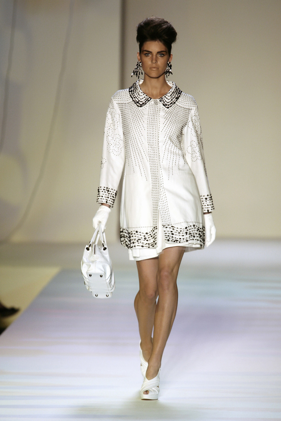 Moschino at Milan Fashion Week Spring 2007