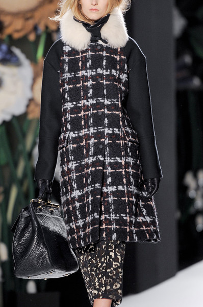 Mulberry at London Fall 2013 (Details)