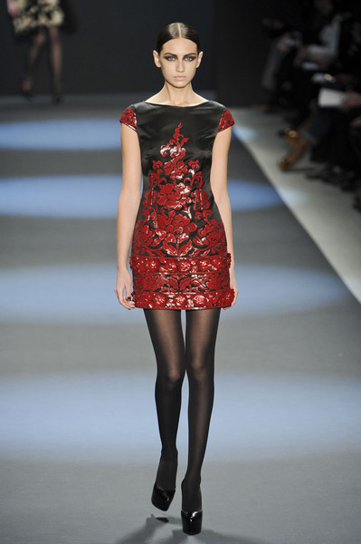 Naeem Khan at New York Fall 2011