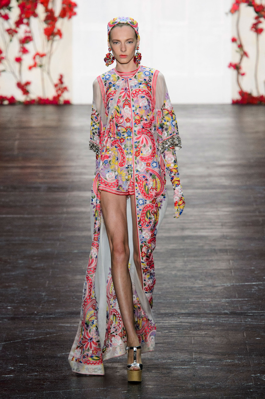 Naeem Khan At New York Fashion Week Spring 2016 Livingly