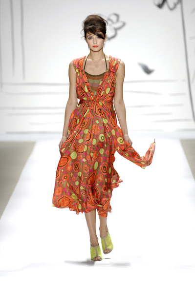 Nanette Lepore at New York Spring 2008