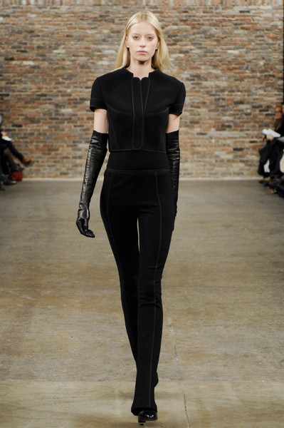 Narciso Rodriguez at New York Fall 2007