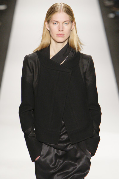 Narciso Rodriguez at New York Fall 2010