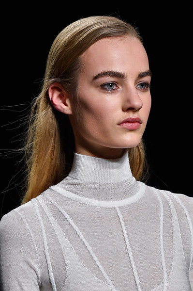 Narciso Rodriguez at New York Fall 2015 (Details) [hair,face,hairstyle,fashion,eyebrow,blond,beauty,lip,fashion model,chin,blond,supermodel,narciso rodriguez,fashion,brown hair,hair,model,haute couture,runway,new york fashion week,blond,hair m,haute couture,supermodel,model,brown hair,runway,fashion,long hair,socialite]