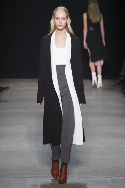 Narciso Rodriguez at New York Fall 2017 [new york fashion week,narciso rodriguez]