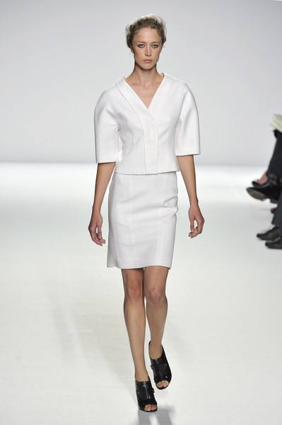 Narciso Rodriguez at New York Spring 2009