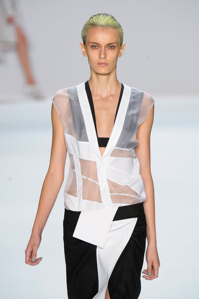 Narciso Rodriguez at New York Spring 2012