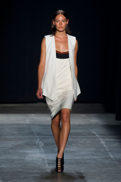 Narciso Rodriguez at New York Spring 2013