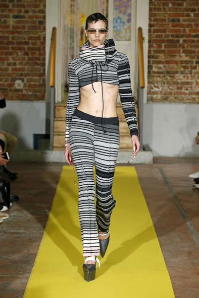 Neith Nyer & Ddp at Paris Fall 2019