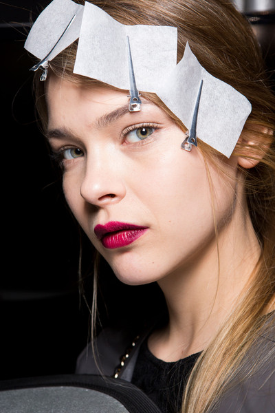 New Upcoming Designers at Milan Fall 2014 (Backstage)