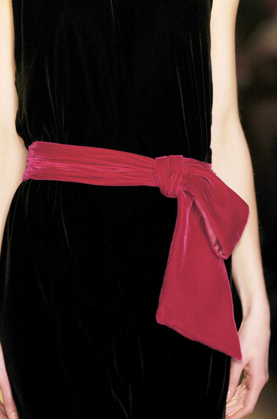 Nicole Farhi at London Fall 2006 (Details)