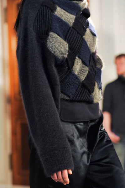 Nicole Farhi at London Fall 2014 (Details)