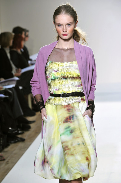Nicole Farhi at London Spring 2009