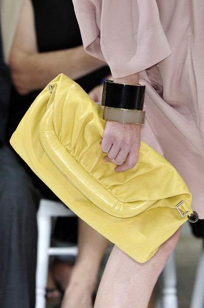 Nicole Farhi at London Spring 2010 (Details)