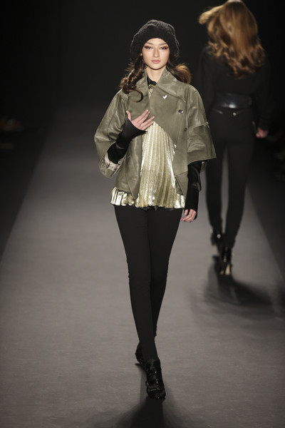 Nicole Miller at New York Fall 2008