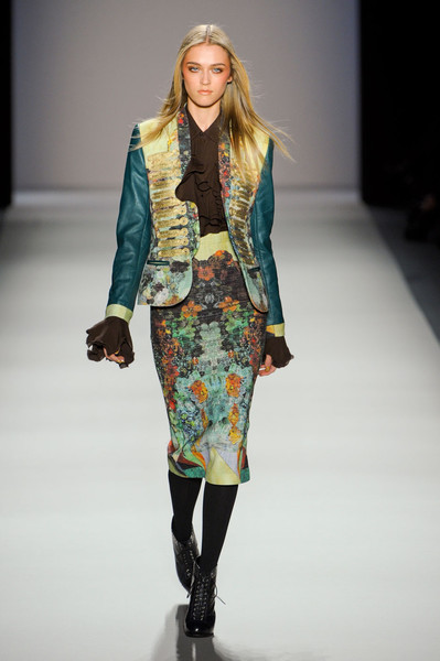 Nicole Miller at New York Fall 2012