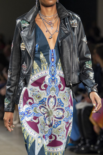 Nicole Miller at New York Fall 2020 (Details)