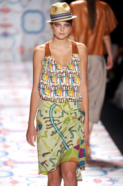 Nicole Miller at New York Spring 2009