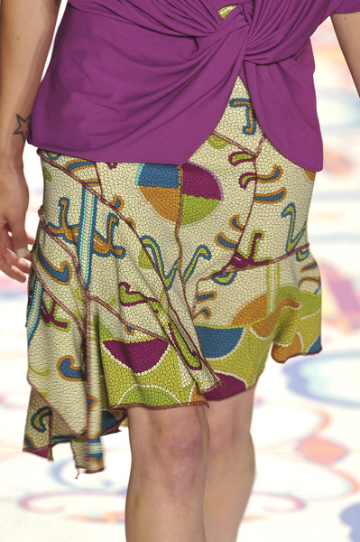 Nicole Miller at New York Spring 2009 (Details)