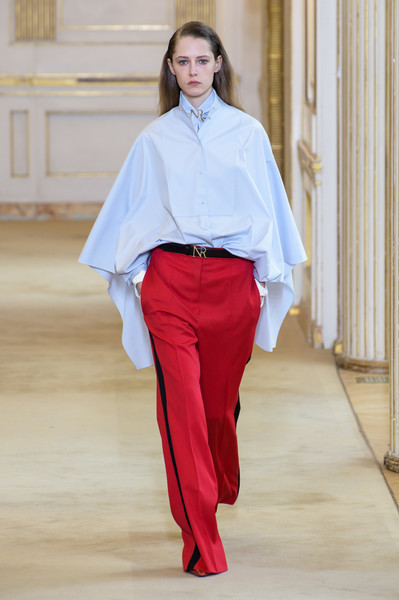 Nina Ricci at Paris Fall 2018