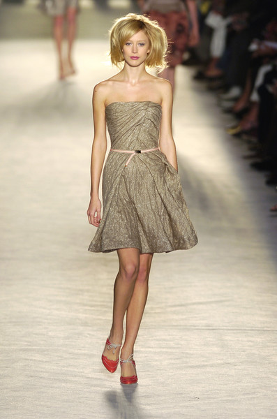 Nina Ricci at Paris Spring 2005