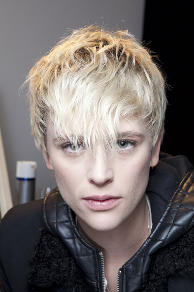 No. 21 at Milan Fall 2011 (Backstage)
