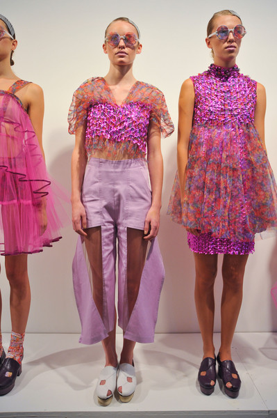 Not By Jenny Lai at New York Spring 2013