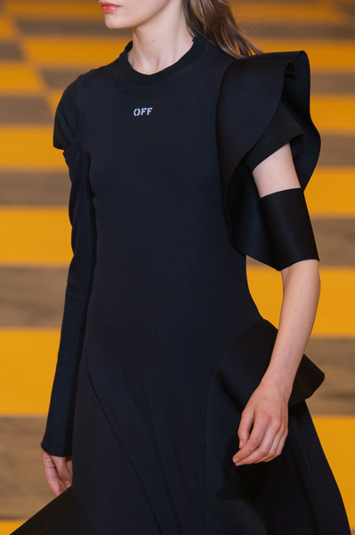 Off-White Clp Ter at Paris Fall 2019 (Details)