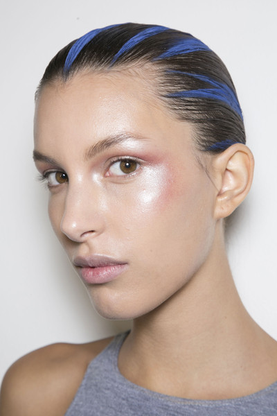 Ohne Titel at New York Spring 2014 (Backstage)