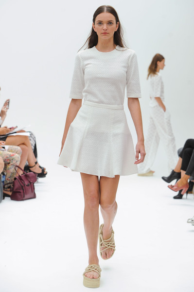 Organic By John Patrick at New York Spring 2013