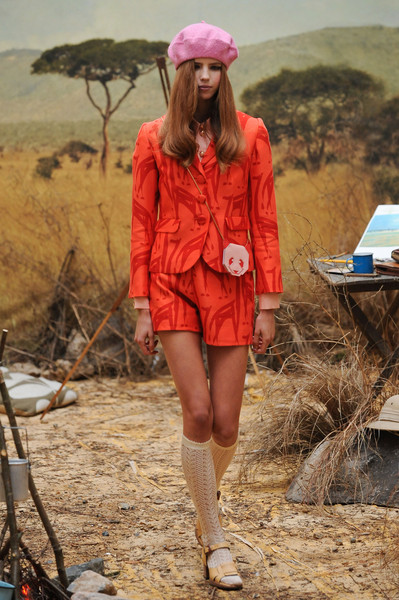 Orla Kiely at London Spring 2014