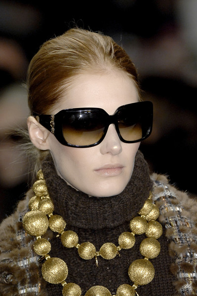 Oscar de la Renta at New York Fall 2007 (Details)